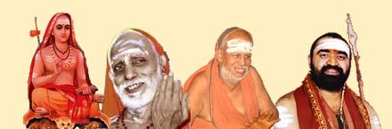 Kanchi Sankaracharyas