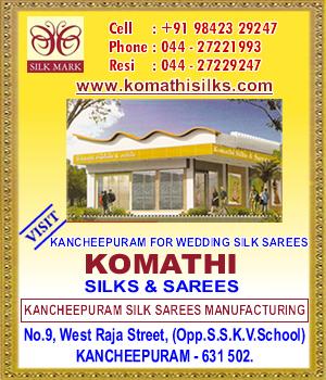 Komathi Silks