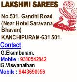 Lakshmi Silk, Lakshmi Silk Sarees, Lakshmi Silk Sarees in Kanchipuram, Silk Sarees, Silks, Silk Saree.